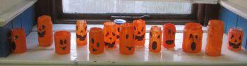 Oct - halloween jars 2