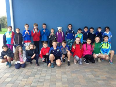 Athletics group