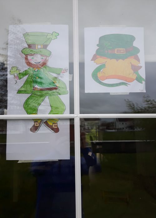 Patricks Day Art